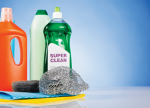 Finding alternatives to disinfectants
